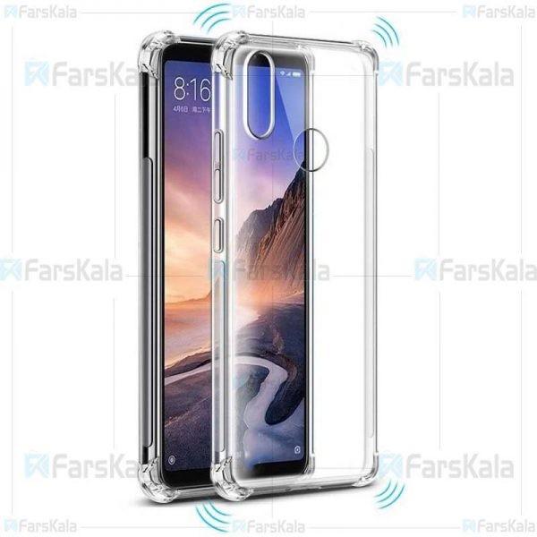 قاب محافظ ژله ای 5 گرمی هواوی Clear Tpu Rubber Jelly Case For Huawei Honor 8X