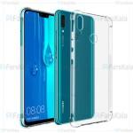 قاب محافظ ژله ای 5 گرمی هواوی Clear Tpu Rubber Jelly Case For Huawei Y9 2019 Enjoy 9 Plus