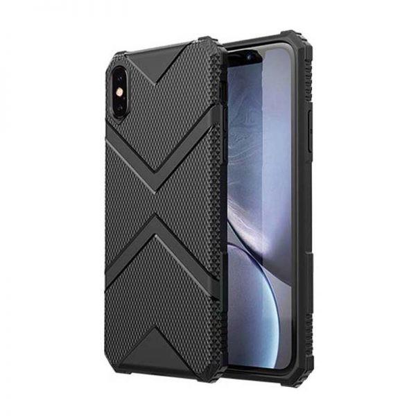 قاب محافظ ضد شوک اپل Creative Shock Proof Case Apple iPhone XS Max