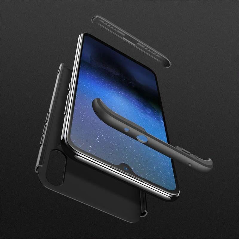 قاب محافظ با پوشش 360 درجه شیائومی GKK 360 Full Case For Xiaomi Mi CC9e Mi A3