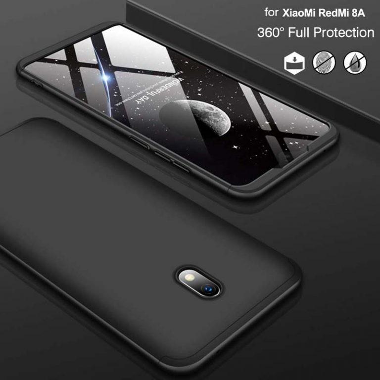 قاب محافظ با پوشش 360 درجه شیائومی GKK 360 Full Case For Xiaomi Redmi 8A