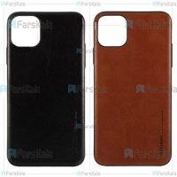 قاب طرح چرم هوانمین اپل Huanmin Leather Case Apple iPhone 11