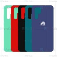 قاب محافظ سیلیکونی هواوی Silicone Case For Huawei P30 Pro