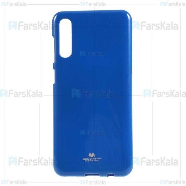 قاب محافظ ژله ای رنگی سامسونگ Mercury Goospery Jelly Case Samsung Galaxy A70