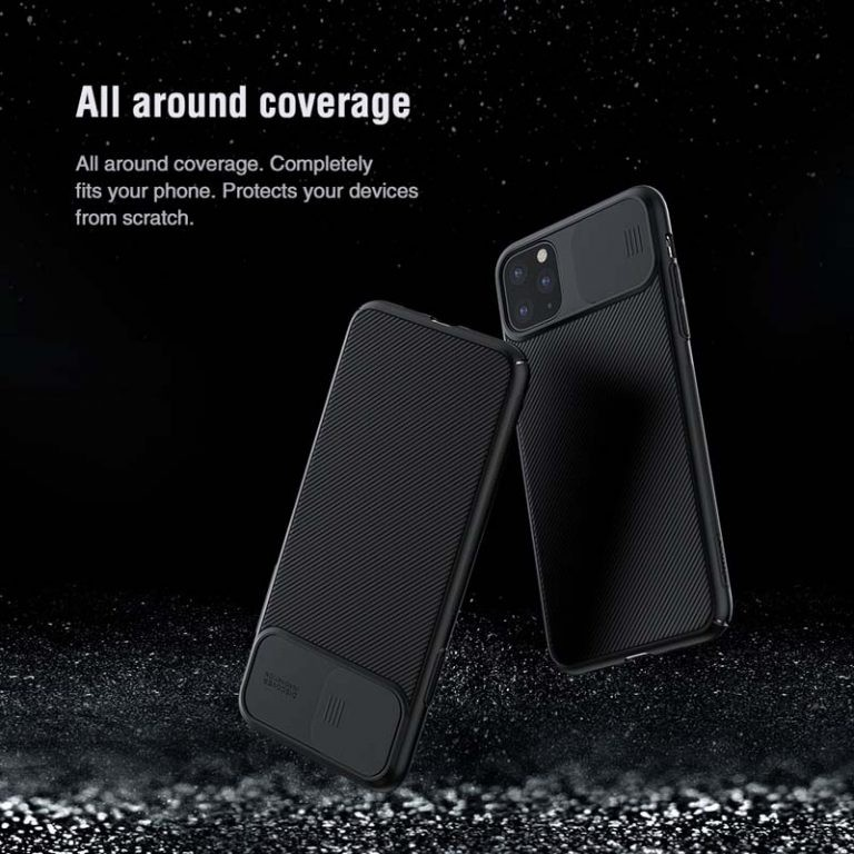 قاب محافظ نیلکین اپل Nillkin CamShield Case for Apple iPhone 11 Pro Max