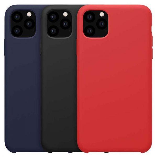 قاب محافظ سیلیکونی نیلکین اپل Nillkin Flex Pure Case Apple iPhone 11 Pro Max