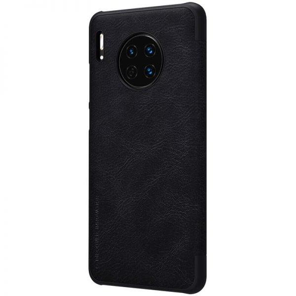 کیف محافظ چرمی نیلکین هواوی Nillkin Qin Case For Huawei Mate 30