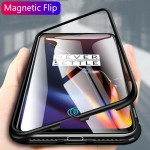 Glass Magnetic 360 Case OnePlus 7