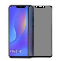 محافظ صفحه نمایش حریم شخصی تمام چسب با پوشش کامل Privacy Full Screen Protector For Huawei Nova 3i/ P Smart Plus
