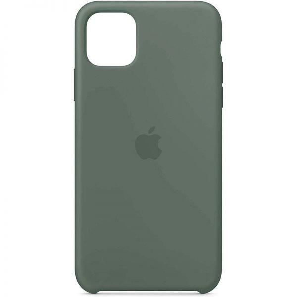 قاب محافظ سیلیکونی اپل Silicone Case For Apple iPhone 11