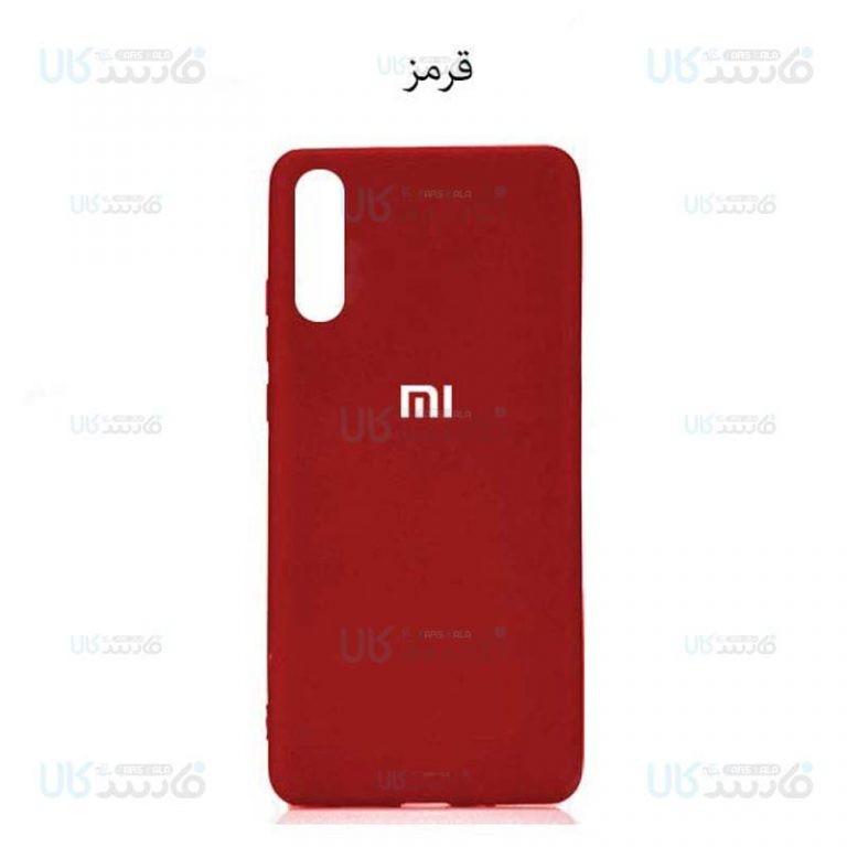 قاب محافظ سیلیکونی شیائومی Silicone Case For Xiaomi Mi 9
