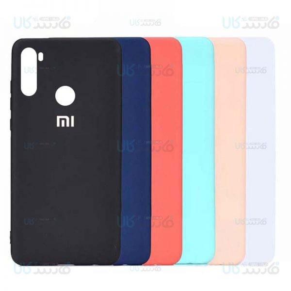 قاب محافظ سیلیکونی شیائومی Silicone Case For Xiaomi Redmi Note 8