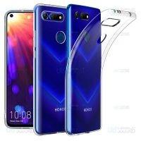 قاب محافظ ژله ای 5 گرمی کوکو هواوی COCO Clear Jelly Case For Huawei Honor View 20