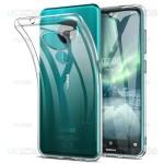 قاب محافظ ژله ای 5 گرمی کوکو نوکیا COCO Clear Jelly Case For Nokia 6.2 7.2