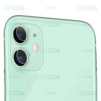 محافظ لنز شیشه ای دوربین اپل Camera Lens Glass Protector For Apple iPhone 11