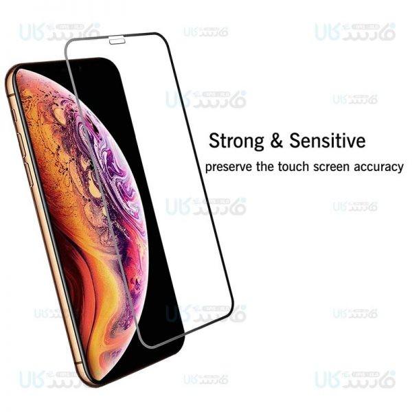 محافظ صفحه نمایش سرامیکی تمام صفحه اپل Ceramics Full Screen Protector Apple iPhone 11 Pro Max