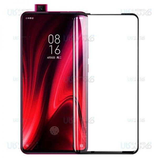محافظ صفحه نمایش مات تمام چسب با پوشش کامل شیائومی Full Matte Glass Screen Protector For Xiaomi Redmi K20 K20 Pro Mi 9T Mi 9T Pro
