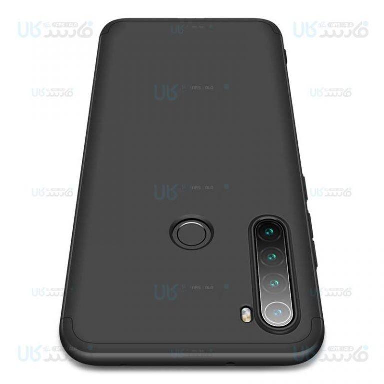 قاب محافظ با پوشش 360 درجه شیائومی GKK 360 Full Case For Xiaomi Redmi Note 8T