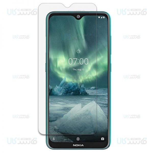 محافظ صفحه نمایش شیشه ای نوکیا Glass Screen Protector For Nokia 6.2 7.2