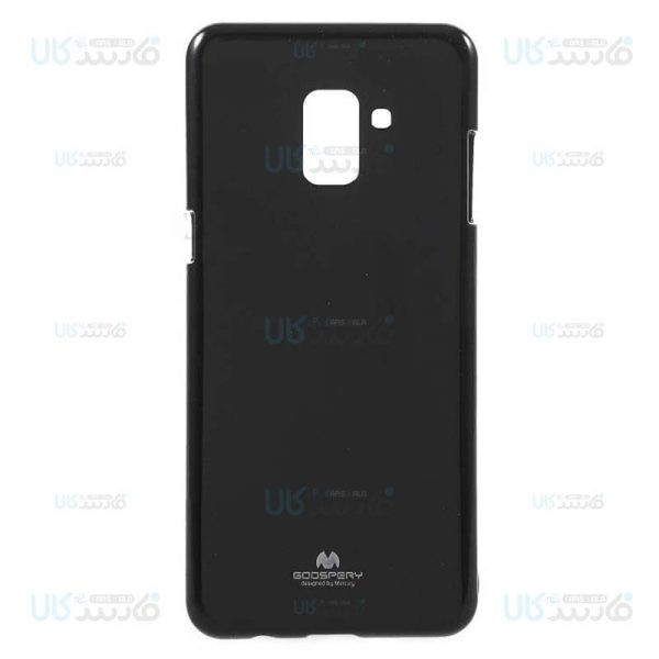 قاب محافظ ژله ای رنگی سامسونگ Mercury Goospery Jelly Case Samsung Galaxy A8 2018