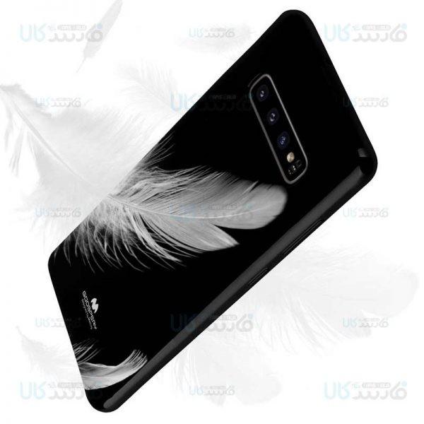 قاب محافظ ژله ای رنگی سامسونگ Mercury Goospery Jelly Case Samsung Galaxy S10 Plus
