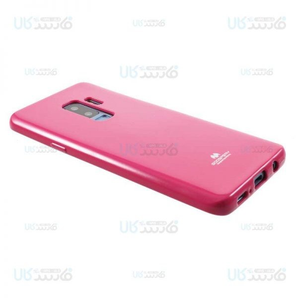 قاب محافظ ژله ای رنگی سامسونگ Mercury Goospery Jelly Case Samsung Galaxy S9 Plus