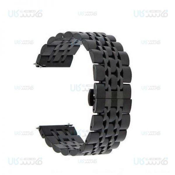 بند فلزی ساعت هوشمند سامسونگ Metal Longines Strap Band For Samsung Gear S3