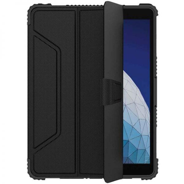 کیف بامپردار آیپد نیلکین Nillkin Bumper iPad Leather Cover Apple iPad Air 2019 Pro 10.5 2017