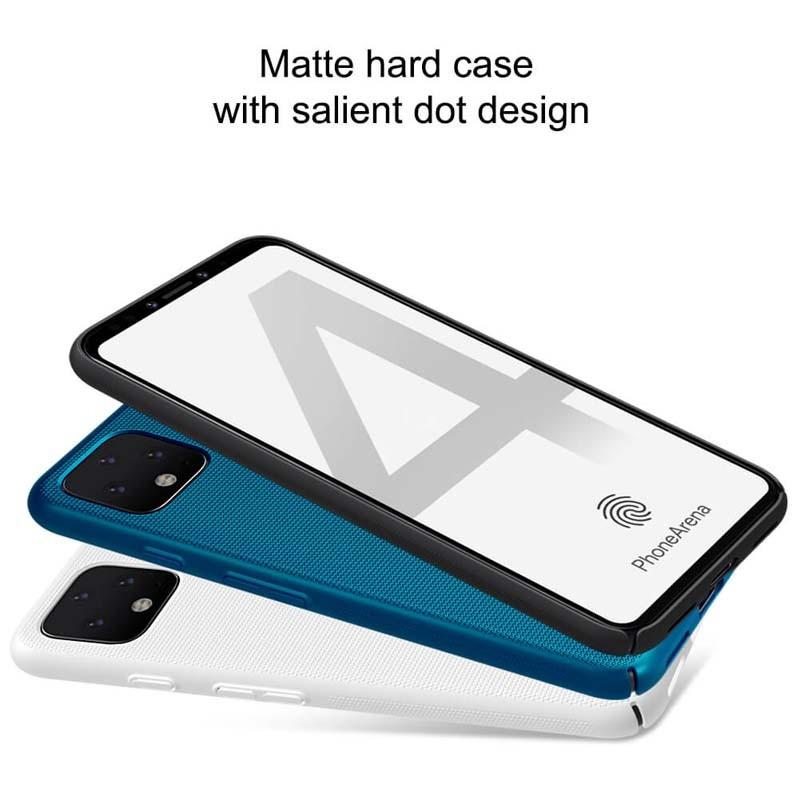 قاب محافظ نیلکین گوگل Nillkin Frosted Shield Case For Google Pixel 4 XL