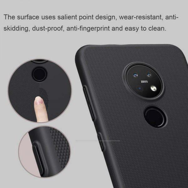 قاب محافظ نیلکین نوکیا Nillkin Frosted Shield Case For Nokia 7.2 6.2