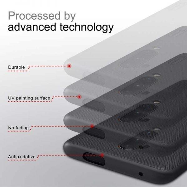قاب محافظ نیلکین وان پلاس Nillkin Frosted Shield Case For Oneplus 7T Pro