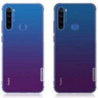 قاب محافظ ژله ای نیلکین شیائومی Nillkin Nature Series TPU case for Xiaomi Redmi Note 8T
