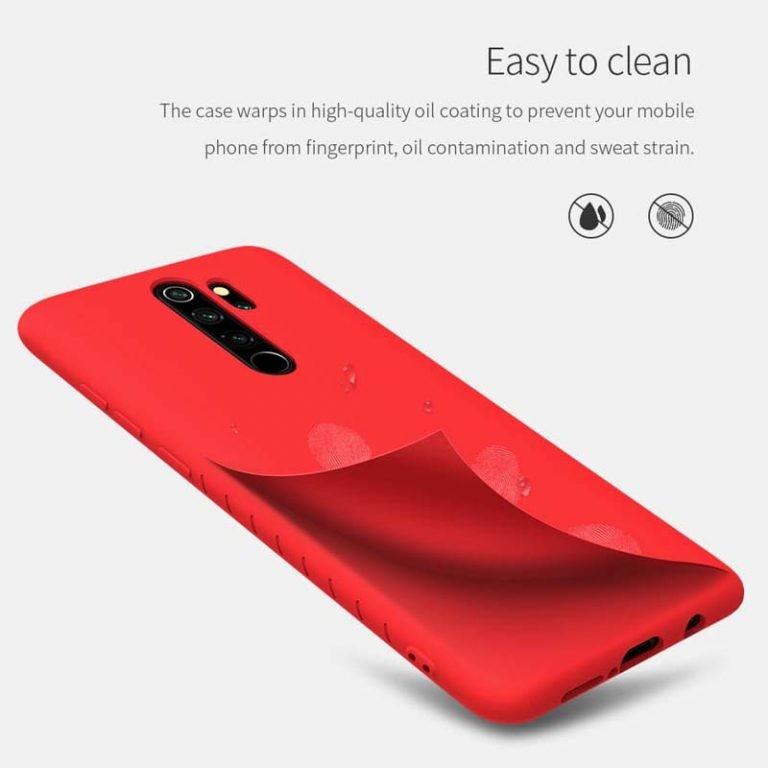 قاب محافظ نیلکین شیائومی Nillkin Rubber Wrapped Case Xiaomi Redmi Note 8 Pro