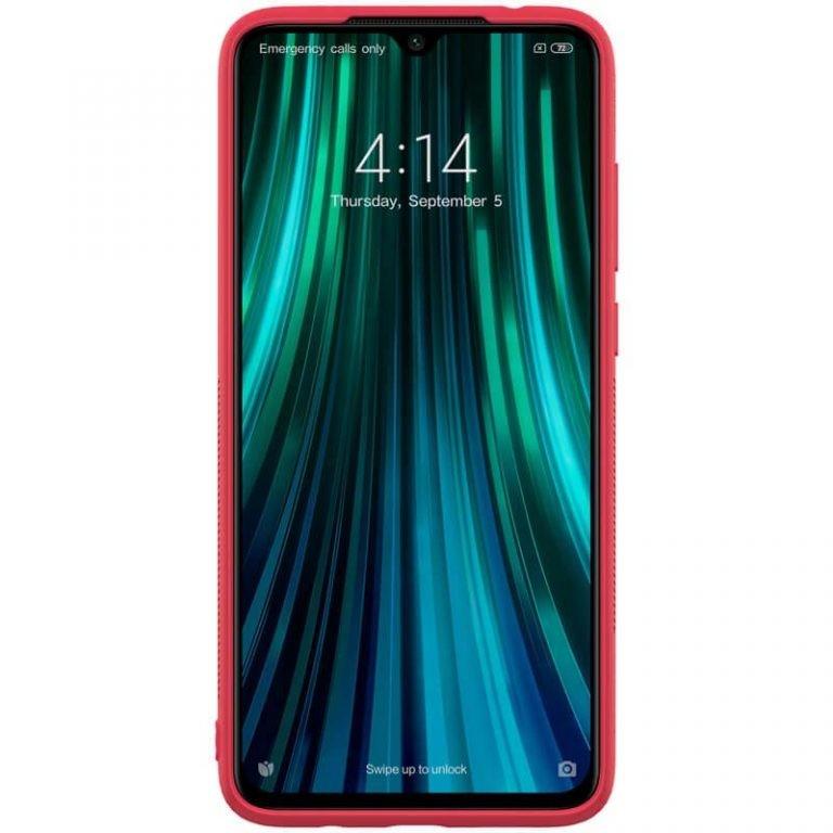 قاب محافظ نیلکین شیائومی Nillkin Textured nylon fiber Case Xiaomi Redmi Note 8 Pro