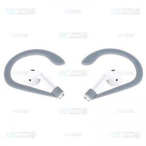 نگهدارنده سیلیکونی پشت گوش ایرپاد Silicone Ear hooks For Apple Airpods