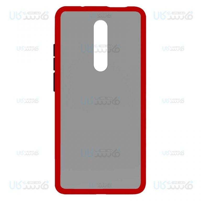 قاب محافظ شیائومی Transparent Hybrid Case For Xiaomi Redmi K20 K20 Pro Mi 9T Mi 9T Pro