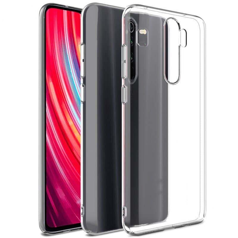 قاب محافظ شیشه ای- ژله ای شیائومی Belkin Transparent Case For Xiaomi Redmi Note 8 Pro