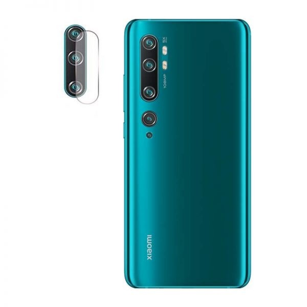 محافظ لنز دوربین شیشه ای شیائومی Camera Lens Glass Protector For Xiaomi Mi CC9 Pro / Mi Note 10 / Mi Note 10 Pro