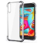 قاب محافظ ژله ای کپسول دار 5 گرمی سامسونگ Clear Tpu Air Rubber Jelly Case For Samsung Galaxy A2 Core