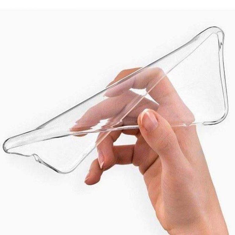 قاب محافظ ژله ای کپسول دار 5 گرمی سامسونگ Clear Tpu Air Rubber Jelly Case For Samsung Galaxy A20s