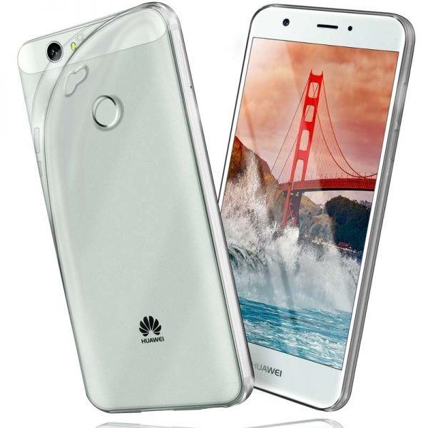 قاب محافظ ژله ای 5 گرمی کوکو هواوی Coco Clear Jelly Case For Huawei Nova