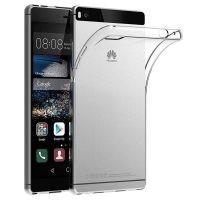 قاب محافظ ژله ای 5 گرمی کوکو هواوی Coco Clear Jelly Case For Huawei P8