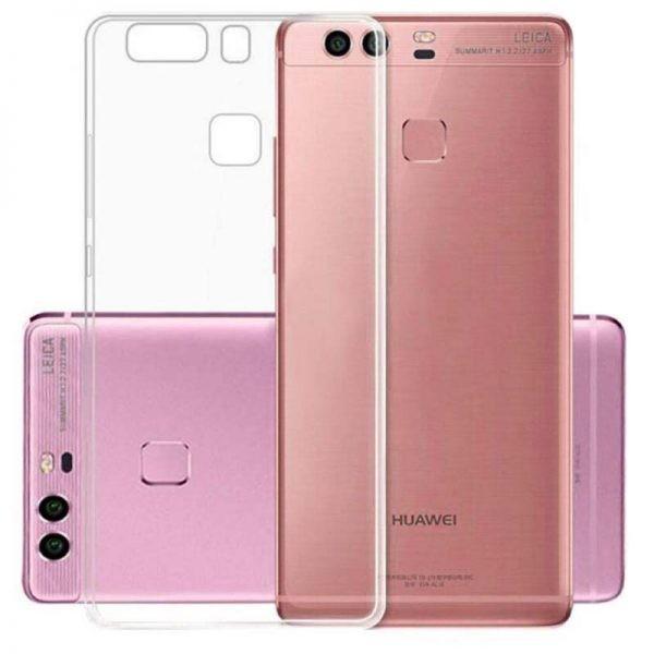 قاب محافظ ژله ای 5 گرمی کوکو هواوی Coco Clear Jelly Case For Huawei P9 Plus