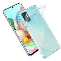 قاب محافظ ژله ای 5 گرمی کوکو سامسونگ Coco Clear Jelly Case For Samsung Galaxy A71