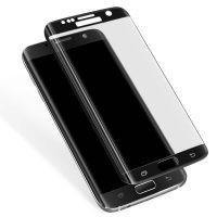 محافظ صفحه نمایش تمام چسب با پوشش کامل Full Glass Screen Protector For Samsung Galaxy S7 edge