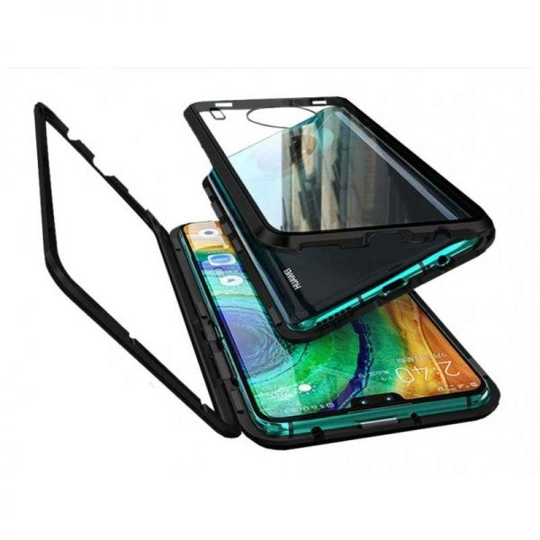 قاب محافظ مگنتی هواوی Glass Magnetic 360 Case Huawei Mate 30 Pro