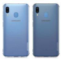 قاب محافظ ژله ای نیلکین سامسونگ Nillkin Nature Series TPU case for Samsung Galaxy A20