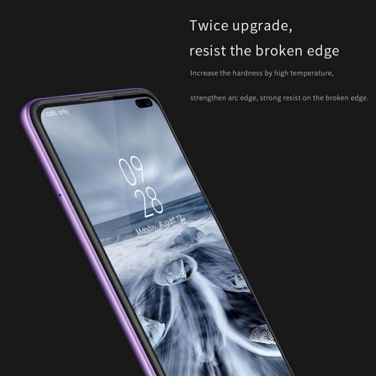 محافظ صفحه نمایش شیشه ای نیلکین شیائومی Nillkin XD CP+ Max Glass Xiaomi Redmi K30
