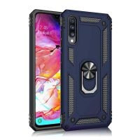 قاب محافظ انگشتی سامسونگ Ring Rugged Hybrid Armor 360 Case Samsung Galaxy A50