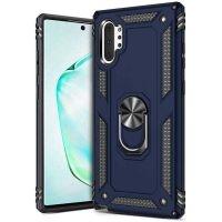 قاب محافظ انگشتی سامسونگ Ring Rugged Hybrid Armor 360 Case Samsung Galaxy Note 10 Plus